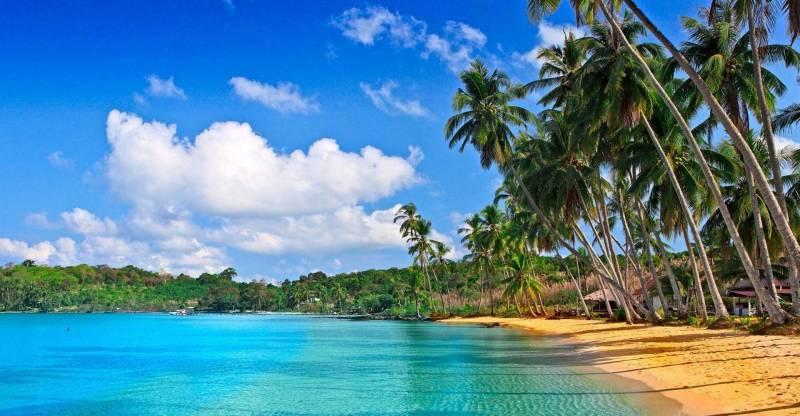 Tropical Andaman 9 Days Tour