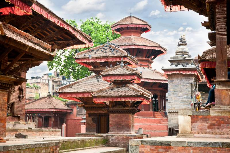 Enchanting Nepal  4 Days Tour