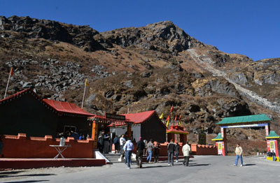 Gangtok with Baba Mandir