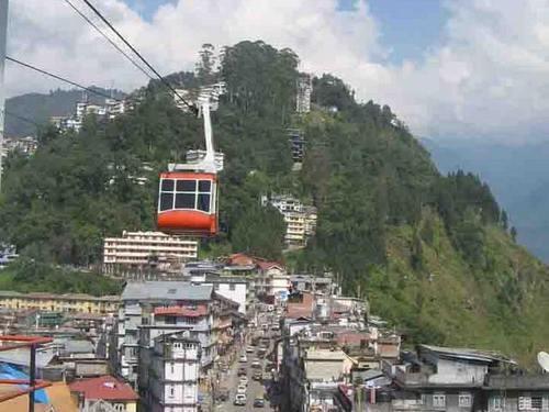 Exploredarjeeling with Gangtok
