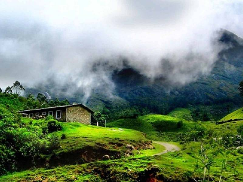 Exotic Kerala Hill Station 4 Days