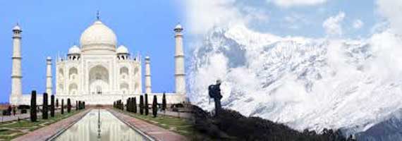 Wonderful Agra &Himachal Tour
