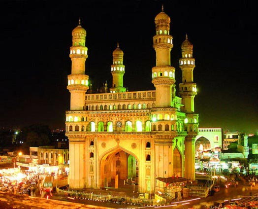 Hyderabad Package with Srisailam Tour