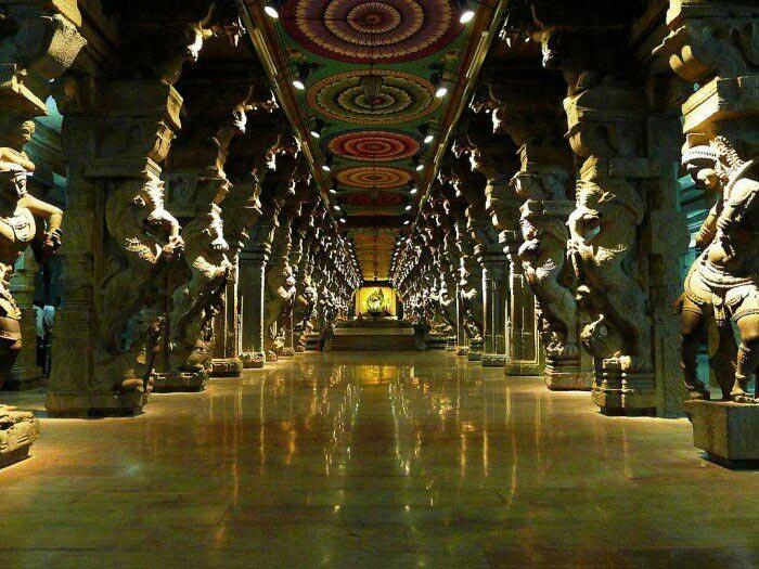 Tamil Nadu Religious Tour(Rameshwaram-Madurai)