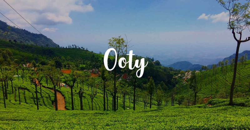 Coimbatore - Ooty - Coimbatore 03 Nights 04 Days