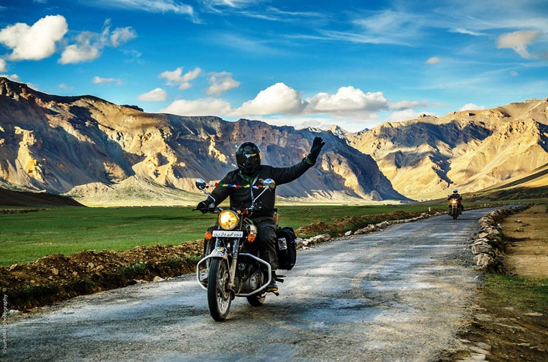 Leh Ladhak Motorcycle Adventure For 9 Nights / 10 Days