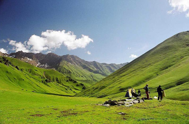 Roop Kund Trek For 7 Nights / 8 Days Tour