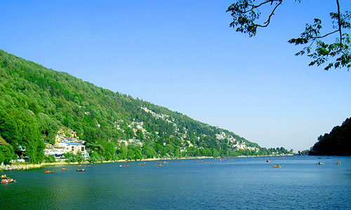 Relaxing Nainital Tour
