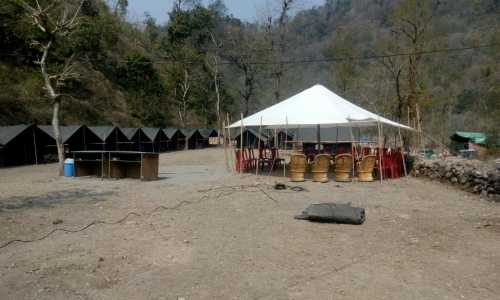 Rishikesh Camping Tour