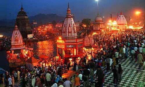 Tour to Haridwar