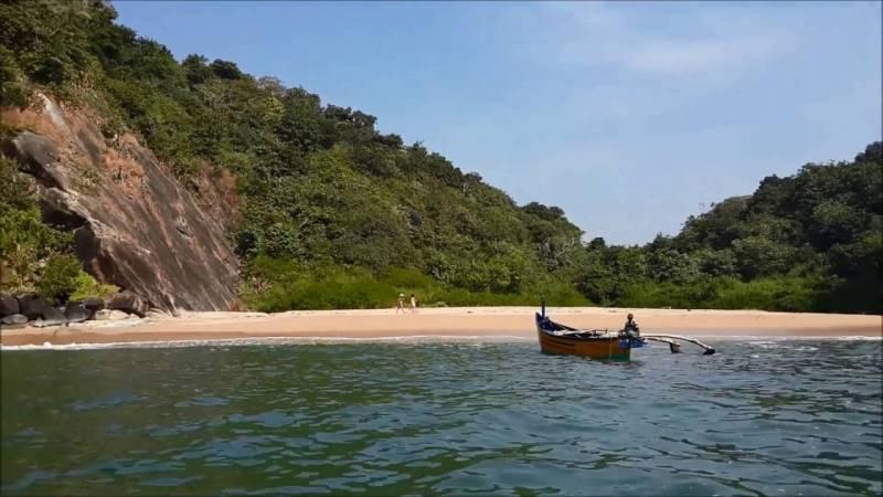 Dudhsagar and South Goa Tour