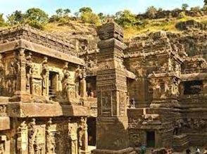 Mumbai Tour With Ajanta & Ellora Caves