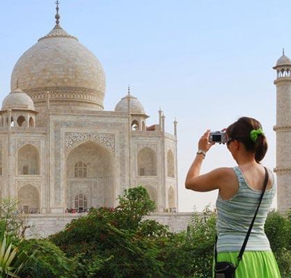 Agra Taj Visit