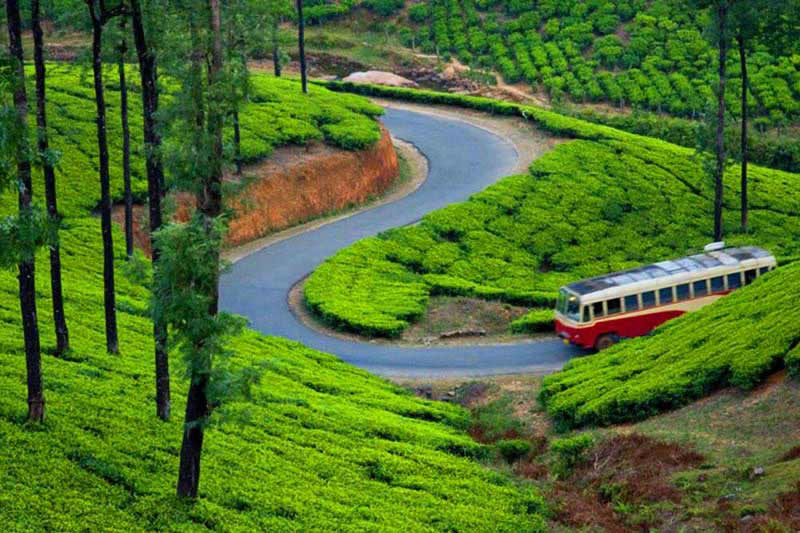 Kerala  Refreshing Tour