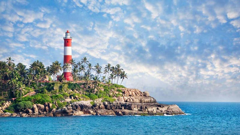 3 Nights/ 4 Days Trivandrum- Kovalam Tour