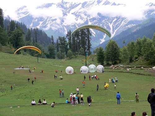 Chandigarh / Shimla / Manali / Chandigarh (6 Days / 5 Nights)