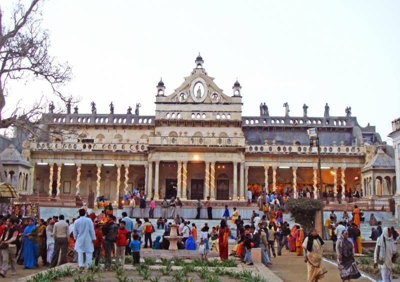 Mathura, Vrindavan and Agra Tour
