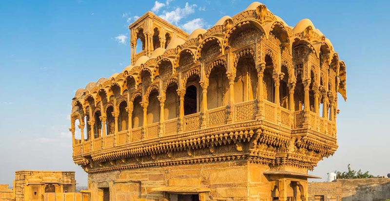 Forts & Sand Jaisalmer,Jodhpur,  5 Days / 4 Nights Tour