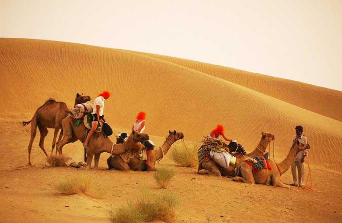Rajasthan 7 Days Tour For Couple & Family