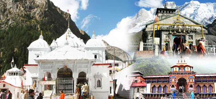 Gangotri - Kedarnath - Badrinath Ex Delhi Teen Dham Package
