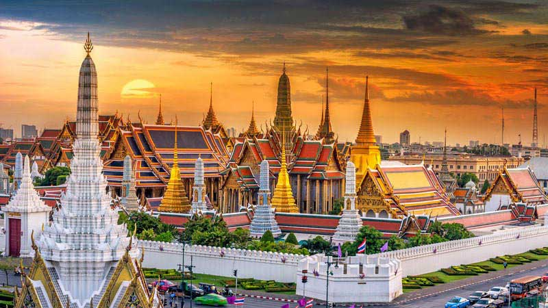 Thailand and Malaysia with Singapore 10 Nights / 11 Days Package