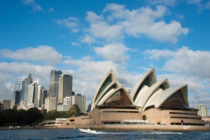Specially Prepared Australia Group Tour