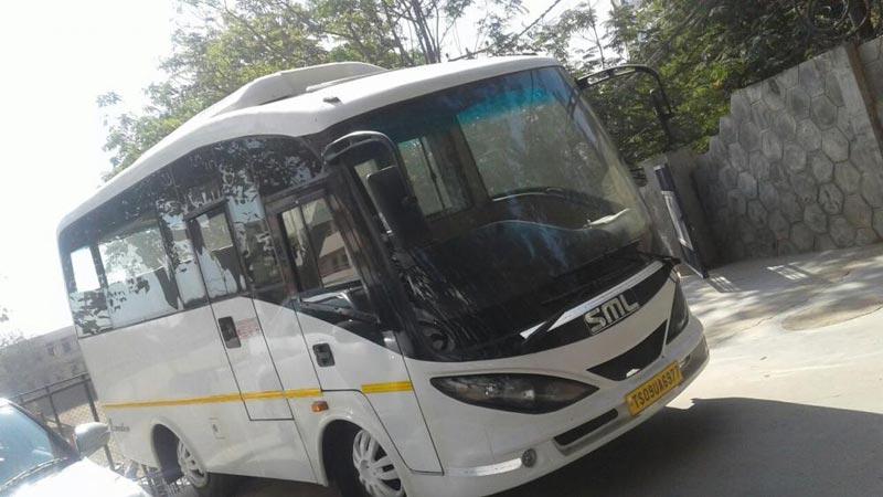 Hyderabad Nagarjuna Sagar srisalem back