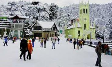 Shimla & Manali vacation from Delhi Tour