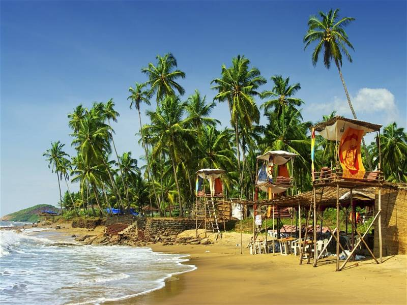 03 Nights 04 Days Goa Package