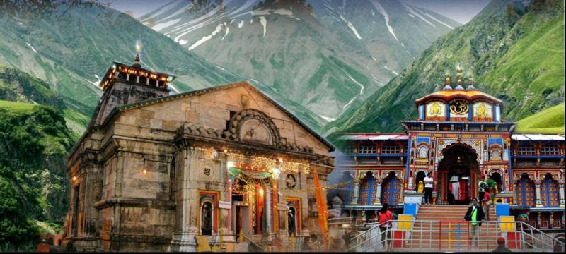 Gangotri & Badrinath Dham Tour Packages