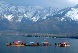 Kashmir 5 Nights & 6 Days Package