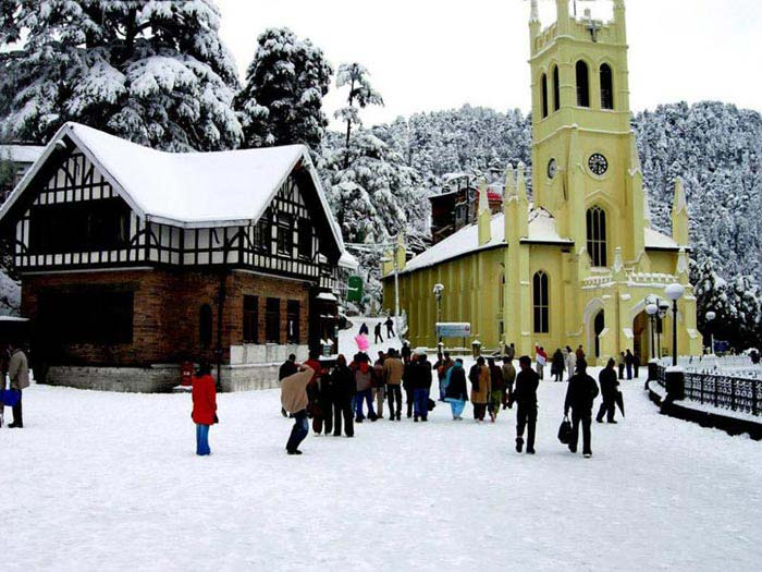 Rememberable Shimla Trip Package