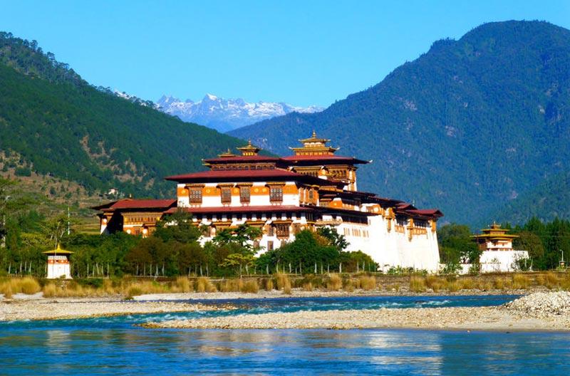 BHUTAN  THIMBHU TOUR