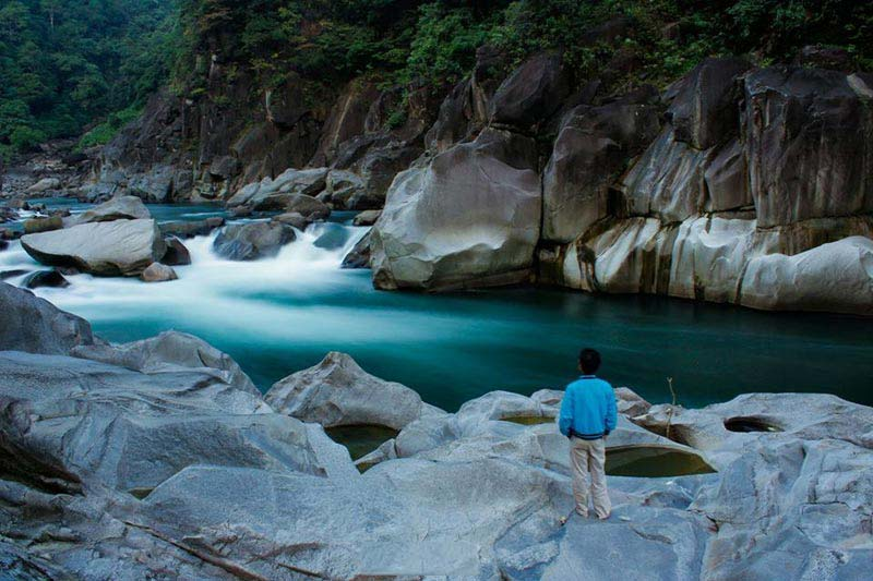 Meghalaya Adventure Tour 5 Nights 6 Days