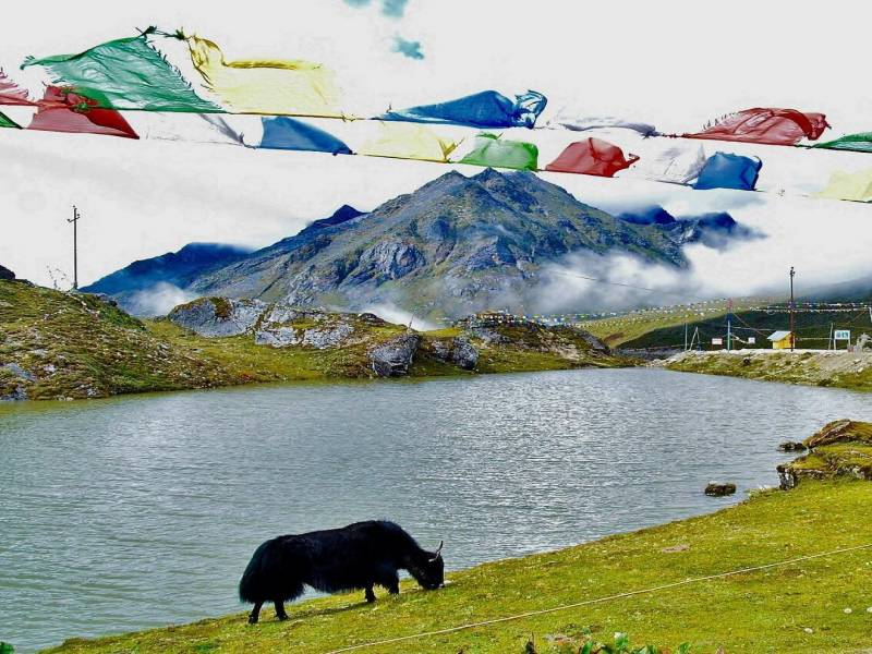 Tawang - the Land of Rising Sun