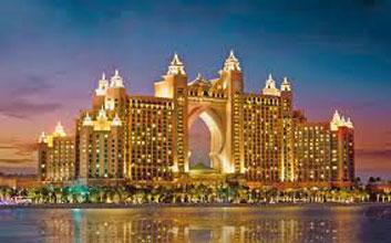 Romantic Dubai Honeymoon Tour Package   5 Days & 4 Nights
