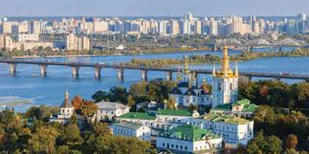The Cultural Heart of Ukraine Tour