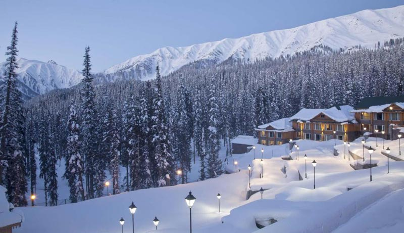 Beautiful Kashmir Tour 5 Nights 6 Days