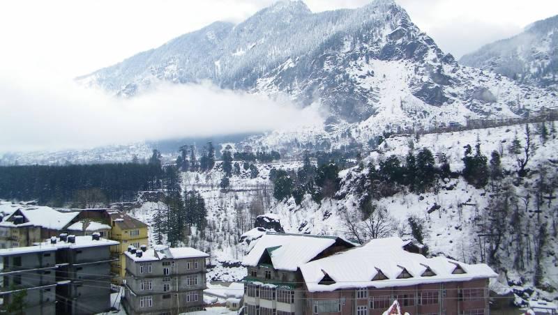 Shimla- Kasol- Kullu- Manali Tour
