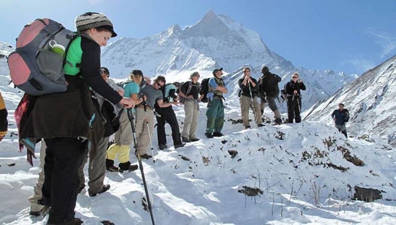 Annapurna Circuit Trek Trekking Package