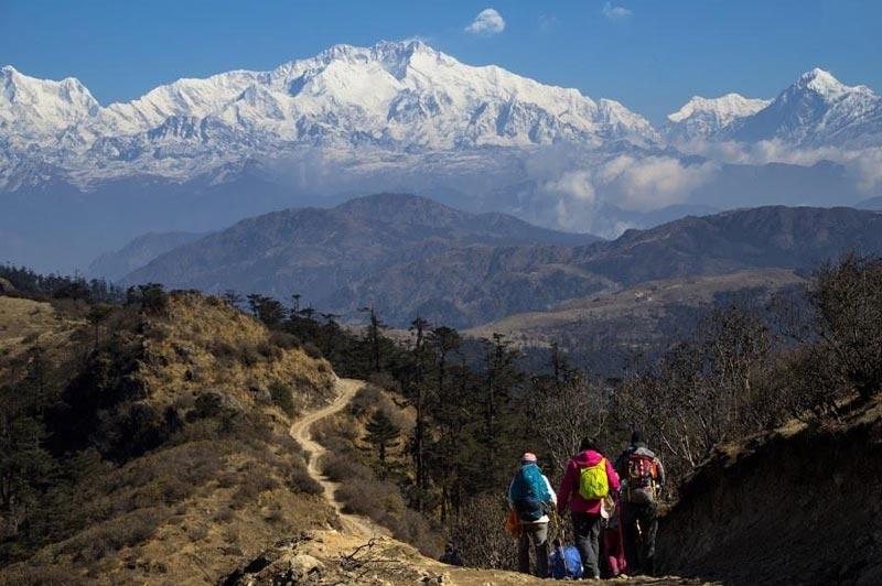 Sandakphu Trek Trekking Tour