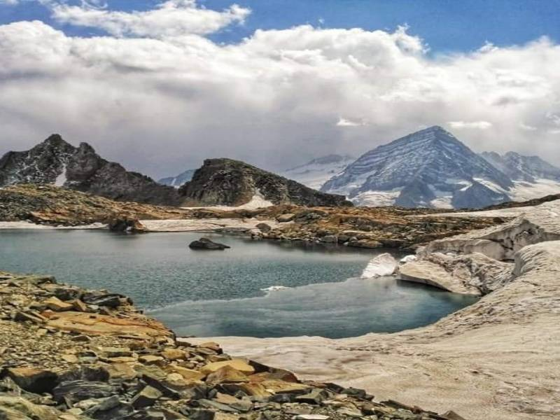 Barafsar (frozen Lake) Trek Tour