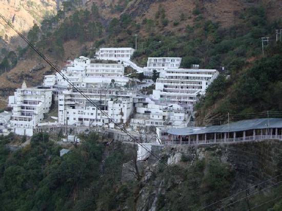 Mata Vaishno Devi Darshan and Kashmir Tour