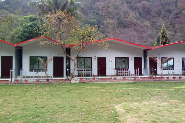 Antaram Resort (1 night stay with rafting 16 kms) Trip