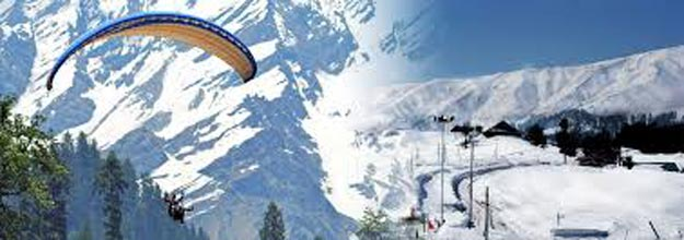 5N-6D – Manali Honeymoon Package
