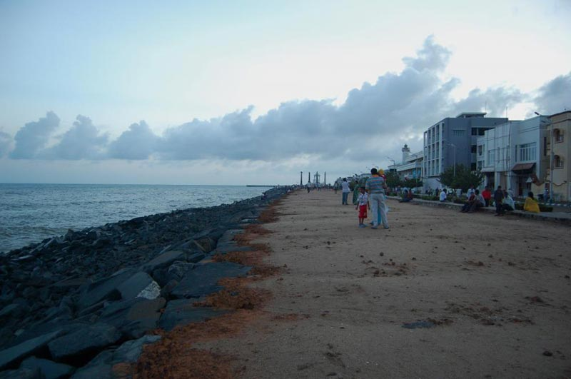 Pondicherry Beach Tour