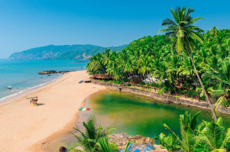 Mumbai Goa Beaches Tour