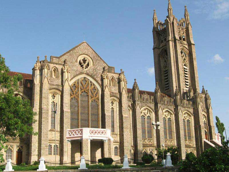 Church Tour of South India