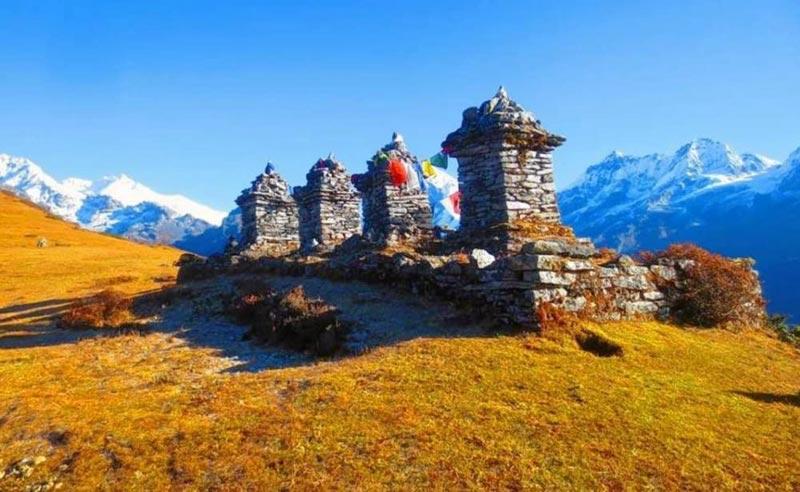 Yuksom to Dzongri & Goecha La Trek Tour