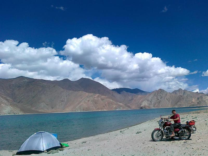 Nubra Valley Jeep Safari Tour, Ladakh